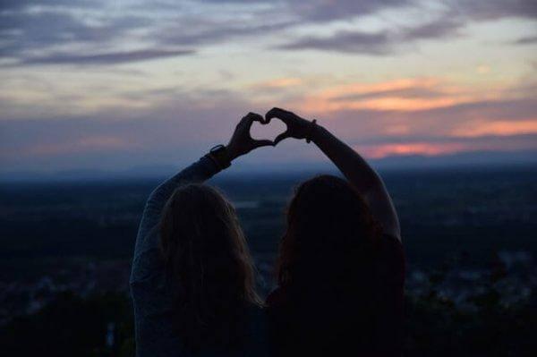 dostluk ve sevgi