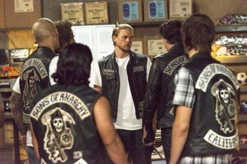 sons of anarchy takımı