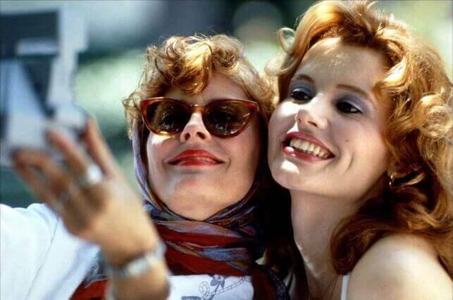 Thelma ve Louise, Erkekler Dünyasında Feminist Bir Çığlık