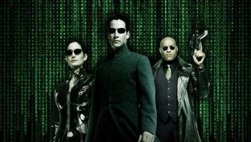 matrix ana karakterleri