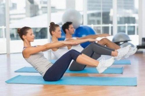 Yeni Başlayanlar İçin Pilates Egzersizleri