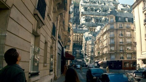 inception rüya şehri