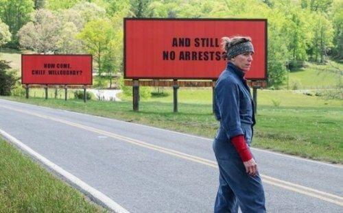 Üç Billboard Ebbing Çıkışı, Missouri: Acıdaki Kızgınlık