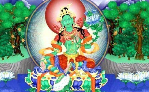Yeşil Tara Mantrası: Özgürleştirici Bir Ritüel