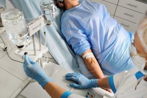 komada bir hasta