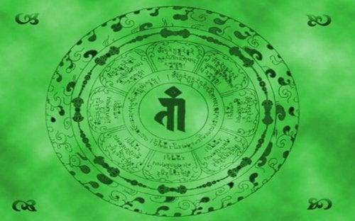 Yeşil tara mantra