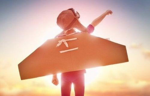 Batman Etkisi: Çocuklara Dirençli Olmayı Öğretmek