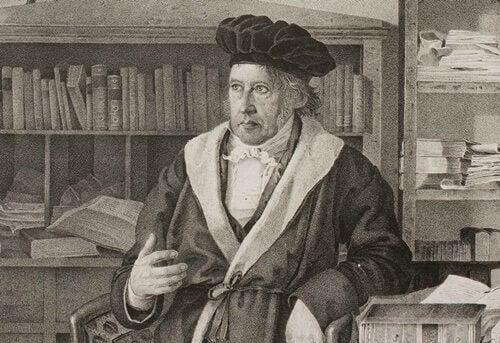 Hegel portresi