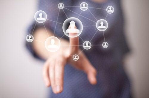 internet insanları bağlar