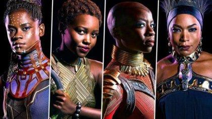 kara panter kadın karakterler
