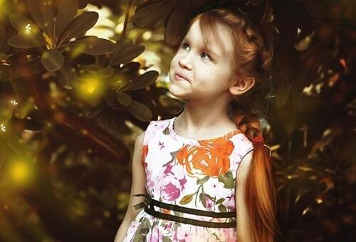ormandaki kız