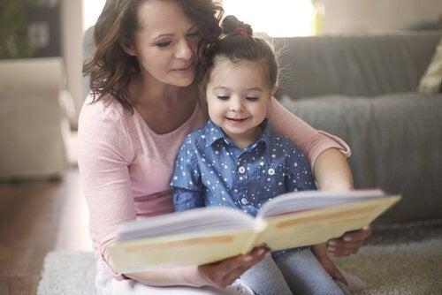 Küçük Çocuklara Okumak ve Yararları