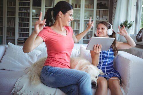 çocuklarınızla ilişkinizi güçlendirmek için aktiviteler