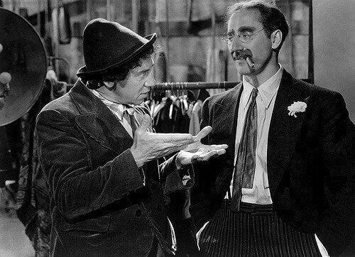 En İyi 5 Groucho Marx Sözü