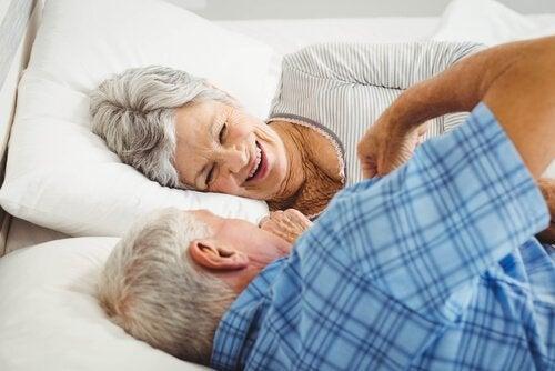 Yaşlılıkta Cinsel Yaşam İle İlgili Efsaneler