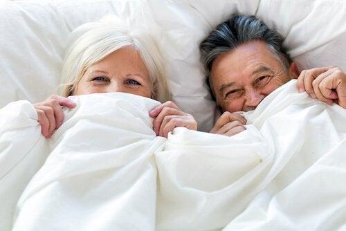 yaşlılıkta cinsel yaşam