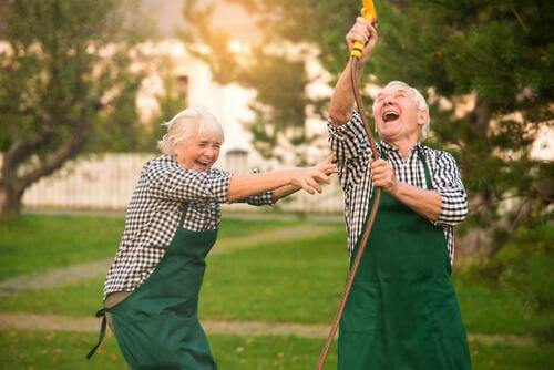 mizahın faydaları ve yaşlı insanlar