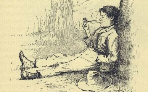 Huckleberry Finn sendromu ve özellikleri