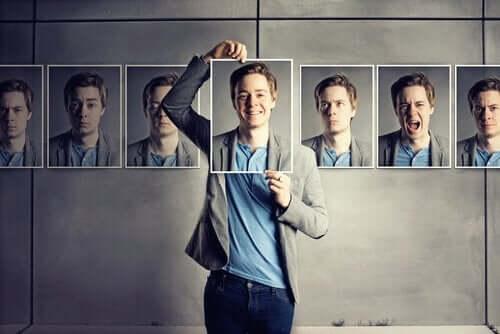 kişi farklı duygular resimler