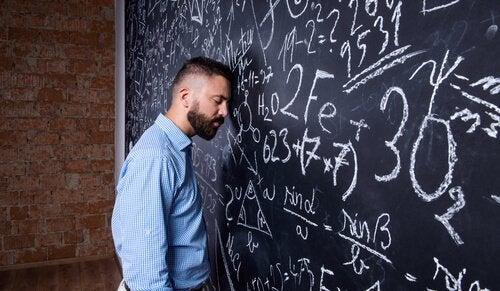tükenmiş matematik öğretmeni