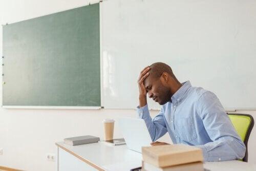 öğretmenlerde tükenmişlik