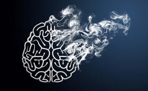 duman olup uçan beyin