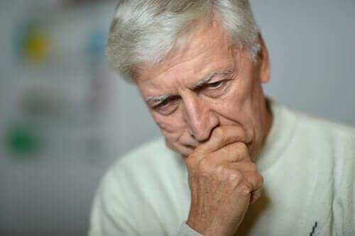 yaşlı insanlarda depresyon
