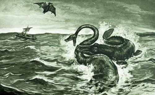 jules verne dünyasının deniz tasviri