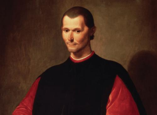 Beş Niccolò Machiavelli Alıntısı