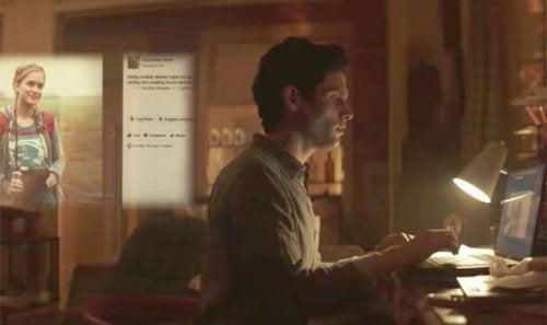 sen dizisindeki Joe, Beck'i araştırıyor