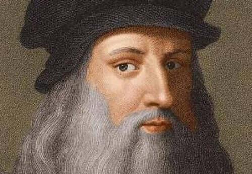 Leonardo da Vinci otoportre
