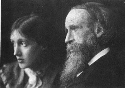 Virginia Woolf ve babası
