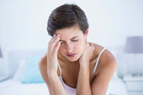 Migren ve kadın