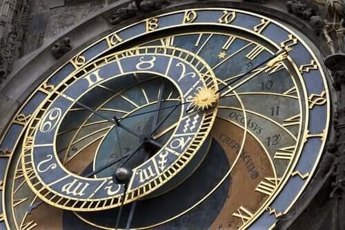prag eski büyük saat