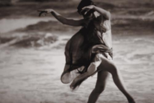 Isadora Duncan dans ediyor