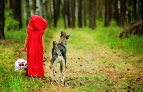 Kırmızı Başlıklı Kız Hikayesindeki Kurt Kötü Mü?