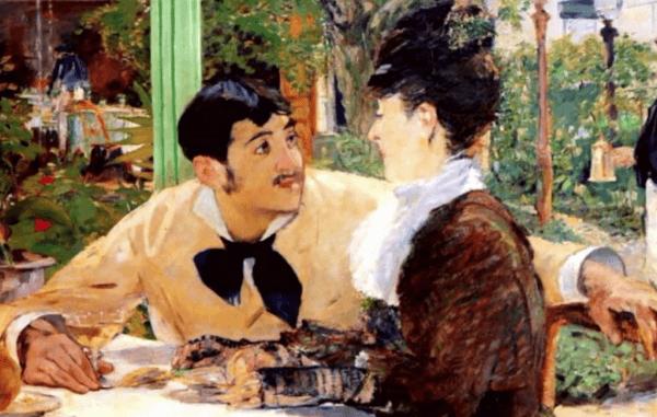 Édouard Manet: İlk Empresyonist