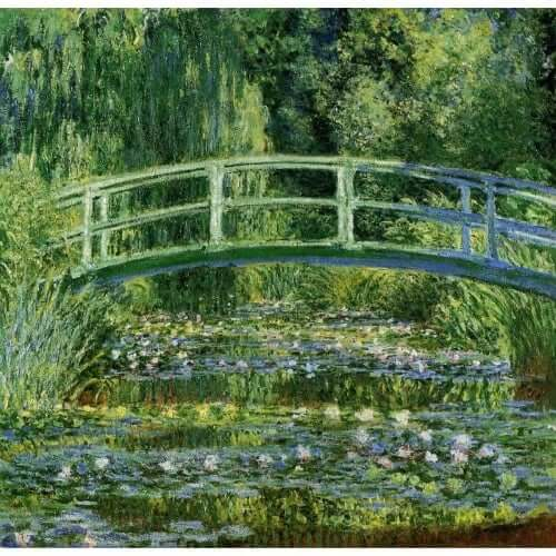 köprü ve bahçeler