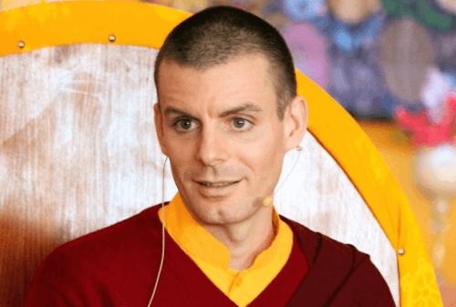 Lama Rinchen'in bir fotoğrafı.