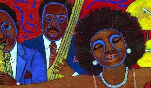 afrika sanatı faith ringgold