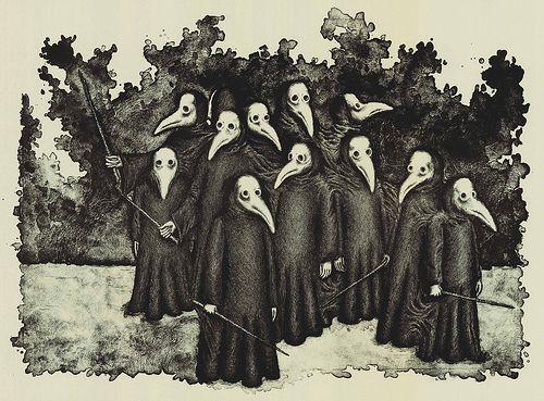 Kara Ölüm'ün Tuhaf Günleri