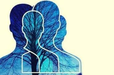 iç içe geçmiş insanlar zihnin teorisi