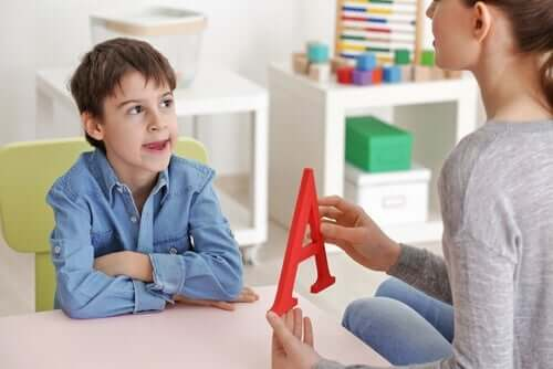 Çocuklarda Özel Dil Bozukluğu