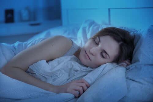 nitrik oksit ve uykuya etkisi