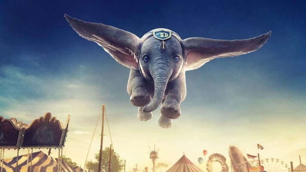 Dumbo: Geçmişten Bir Anı