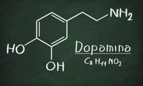 dopamin moleküler