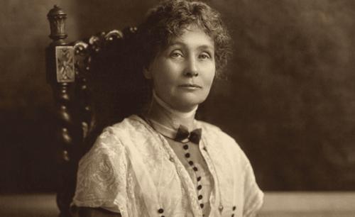 Emmeline Pankhurst ve Kadınlara Seçme Hakkı Sağlama Hareketi