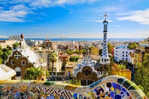 Antoni Gaudí eserleri