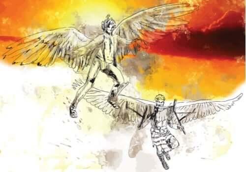 Icarus ve Daidalos