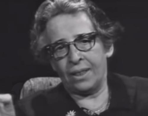 Johanna Arendt: Çoğulcu Bir Düşünür